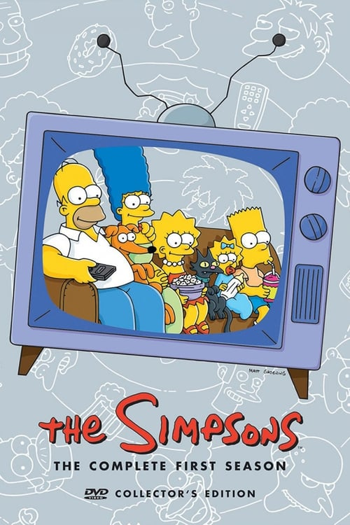 Watch The Simpsons Season 1 in English Online Free
