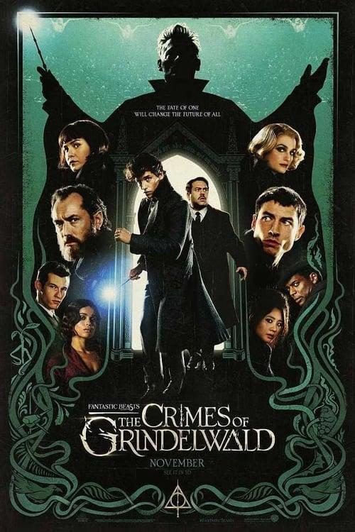 Fantastic Beasts: The Crimes of Grindelwald poster