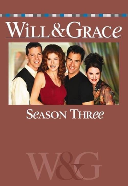 Will & Grace Season 3