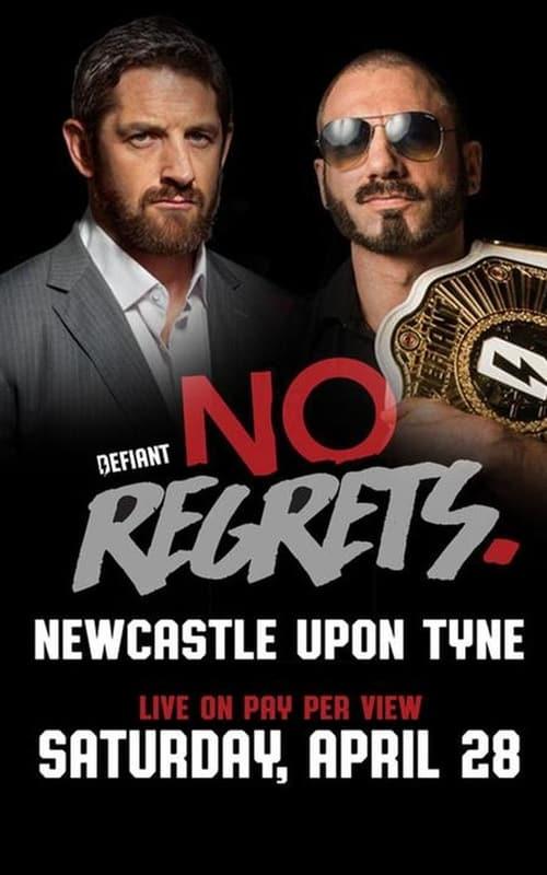 Defiant Wrestling: No Regrets 2018 stream movies online free
