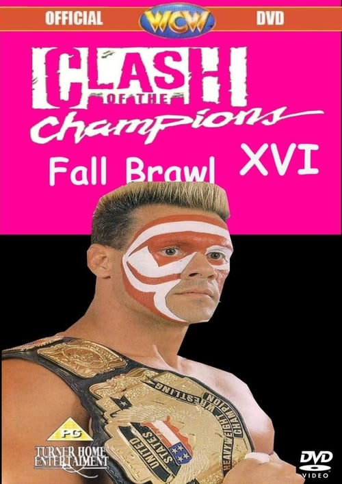 WCW Clash of The Champions XVI: Fall Brawl '91