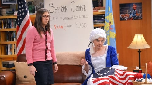Watch The Big Bang Theory S8E10 in English Online Free | HD