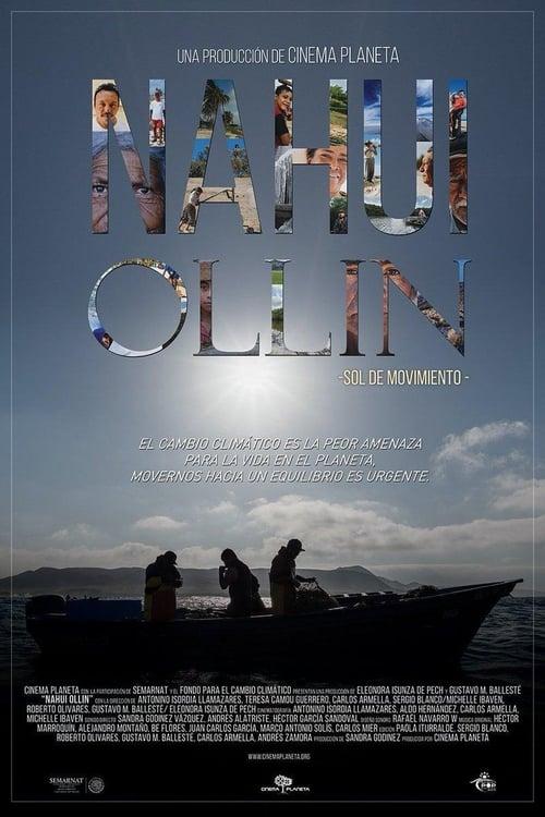 Nahui Ollin, sol de movimiento