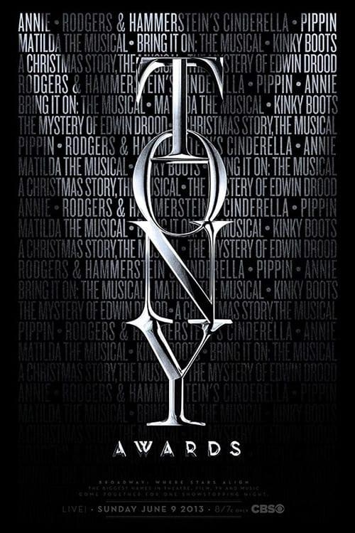The 67th Annual Tony Awards
