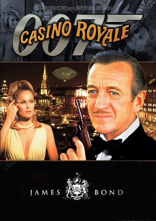 james bond casino royale 1967