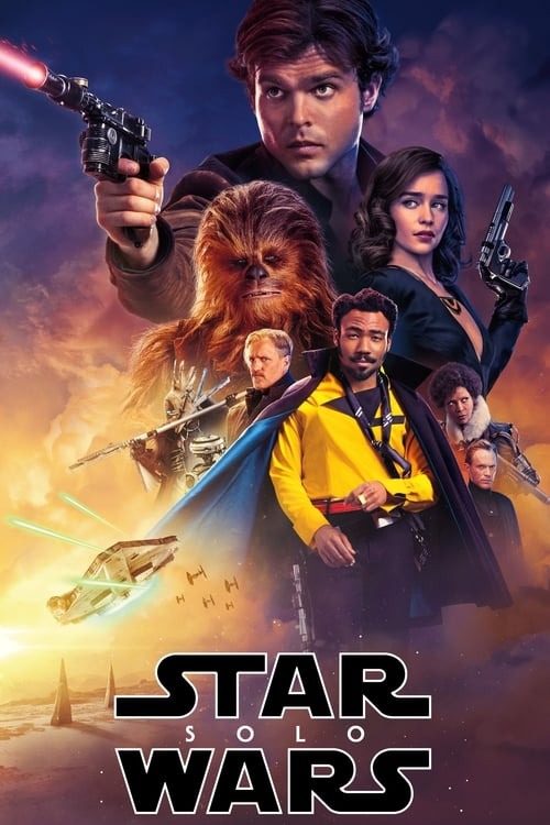Solo: A Star Wars Story poster