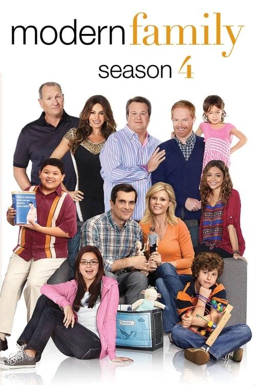 Watch Modern Family Season 4 in English Online Free