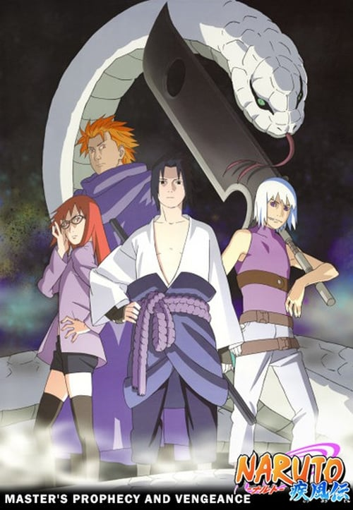 Watch Naruto Shippūden Season 6 in English Online Free