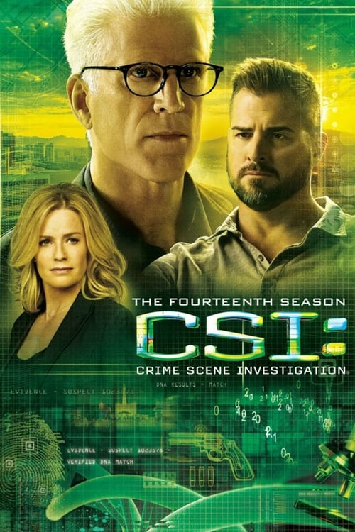 Watch CSI: Crime Scene Investigation Season 14 in English Online Free