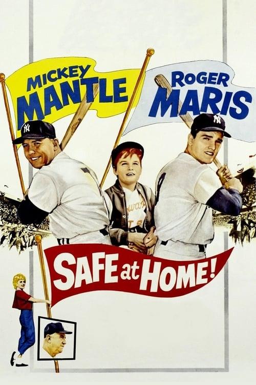 Safe at Home!
