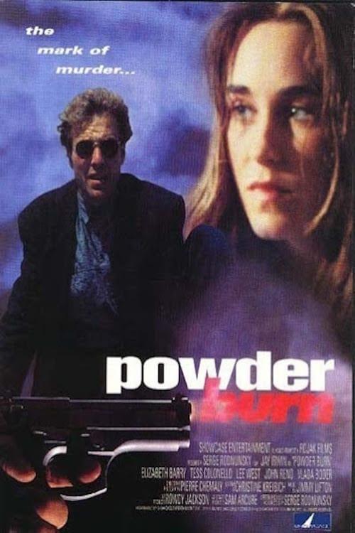 Powderburn