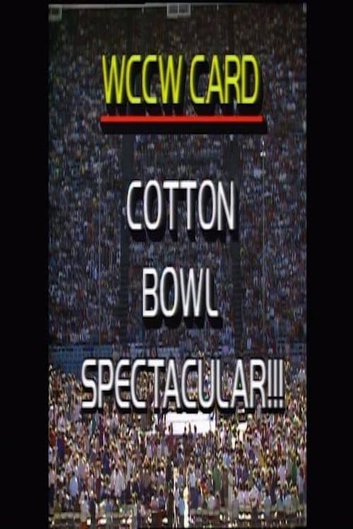 WCCW Cotton Bowl Extravaganza '88