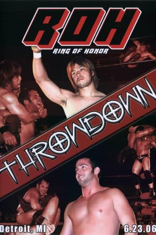 ROH Throwdown