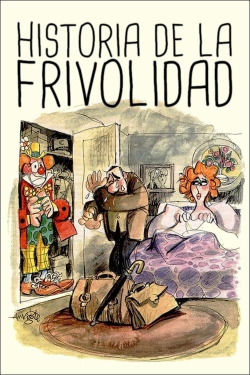 Historia de la frivolidad