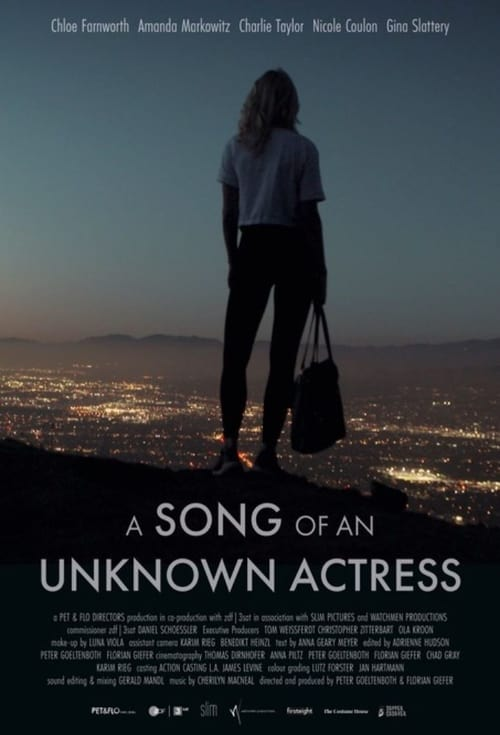 A Song of an Unknown Actress