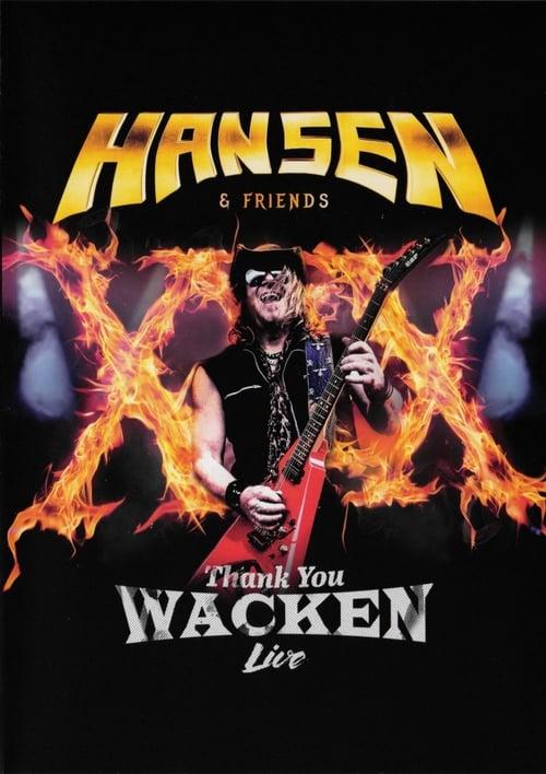 Hansen & Friends: Thank You Wacken Live
