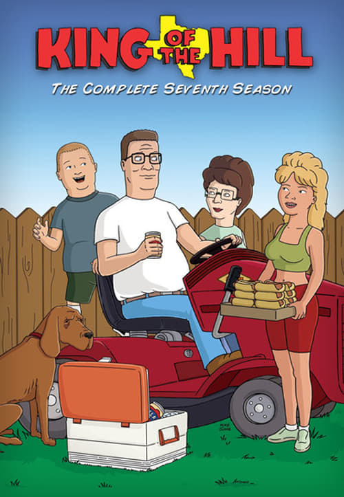 Watch King of the Hill Season 7 in English Online Free
