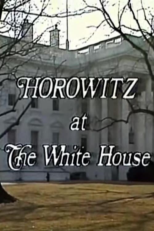 Horowitz at the White House