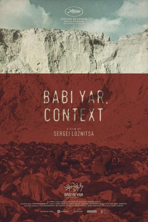 Babi Yar. Context