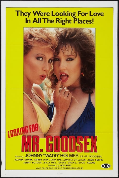 Looking for Mr. Goodsex