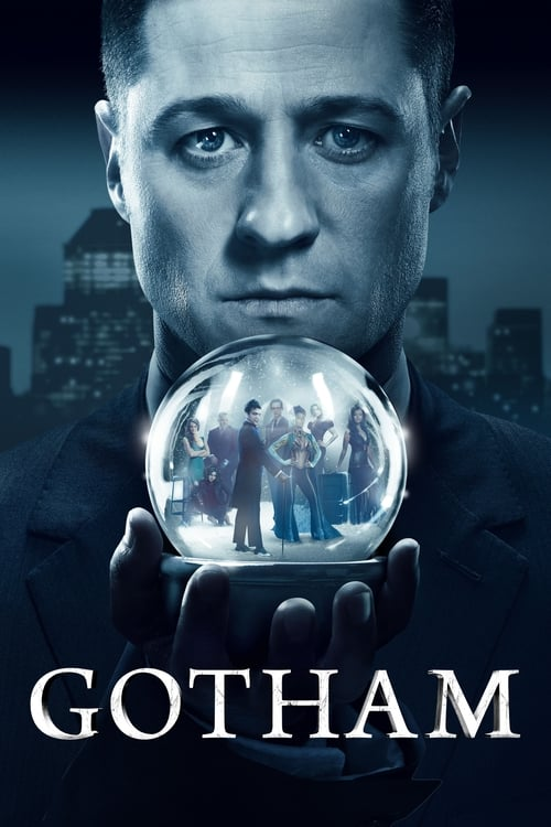 Watch Gotham (2014) in English Online Free | 720p BrRip x264