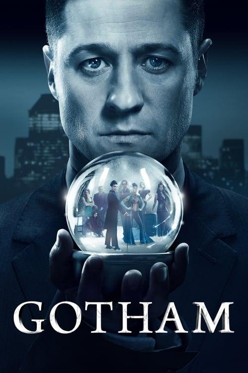 Regarder Gotham (2014) dans Français En ligne gratuit | 720p BrRip x264