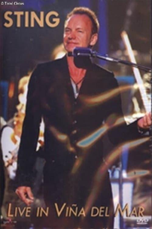 Sting Live in Vina del Mar