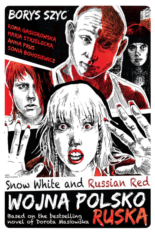 Snow White and Russian Red