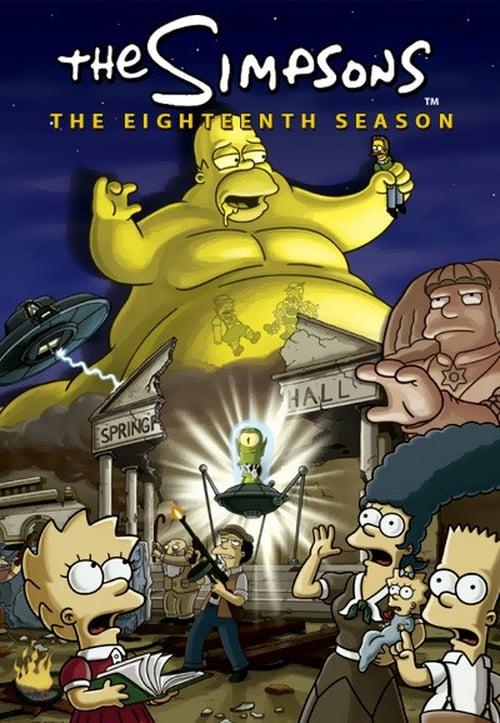 Regarder Les Simpson Saison 18 dans Français En ligne gratuit