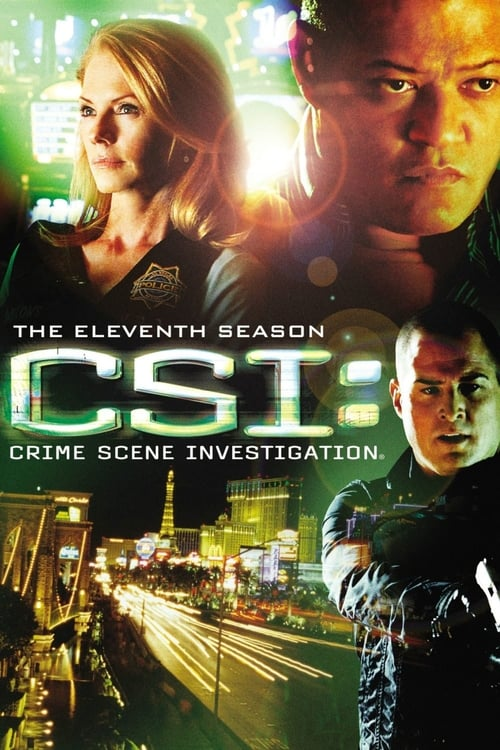 Watch CSI: Crime Scene Investigation Season 11 in English Online Free