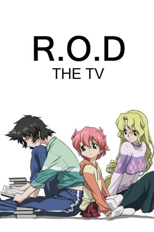R.O.D - The TV