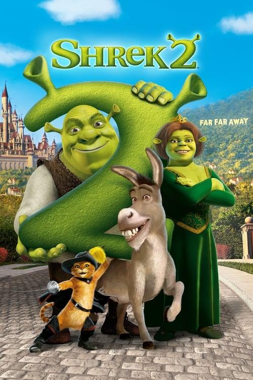 Shrek 2 poster