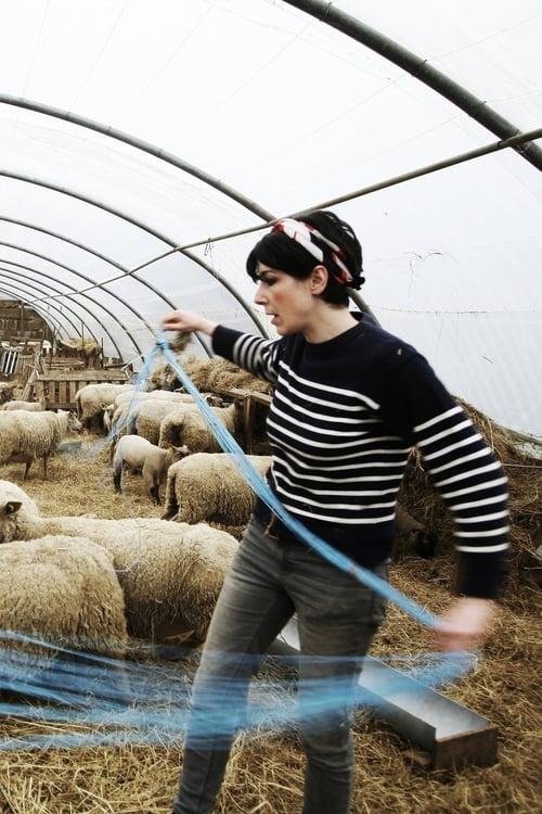 A Modern Shepherdess