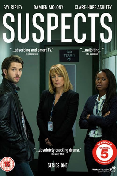 Watch Suspects Season 1 in English Online Free
