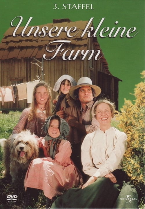Watch The Little House on the Prairie Season 3 in English Online Free