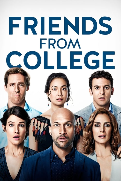 Watch Friends from College (2017) in English Online Free | 720p BrRip x264