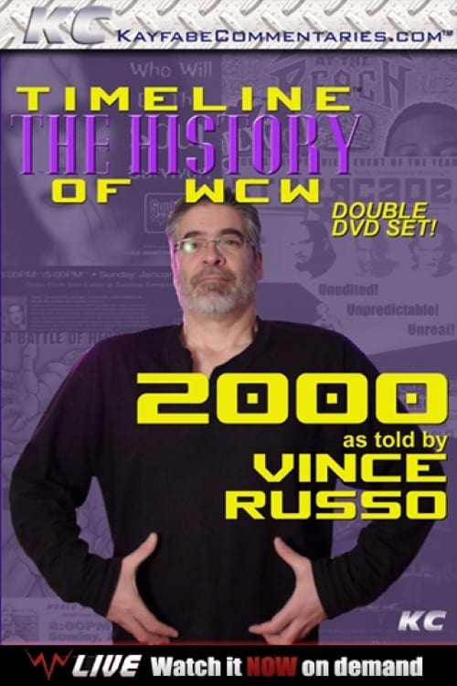 Timeline: The History of WCW – 2000 – As Told By Vince Russo