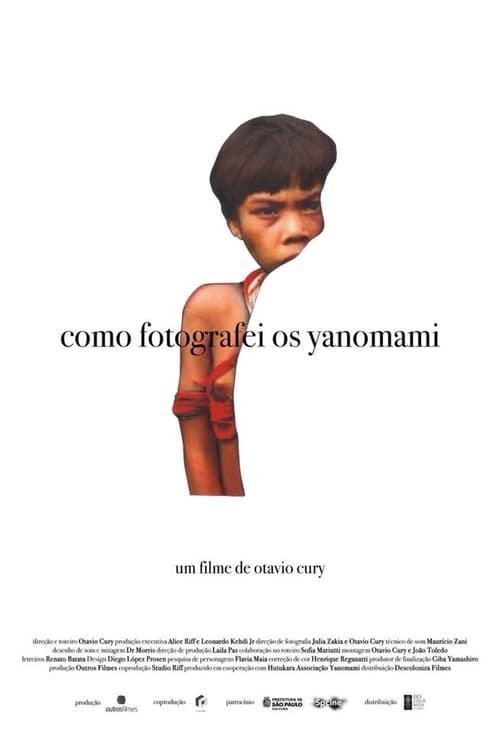 Como Fotografei os Yanomami