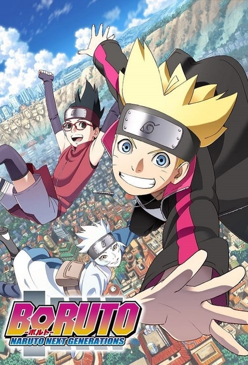 Watch Boruto: Naruto Next Generations (2017) in English Online Free   720p BrRip x264