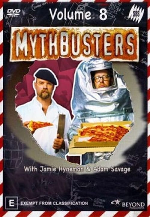 Watch MythBusters Season 8 in English Online Free
