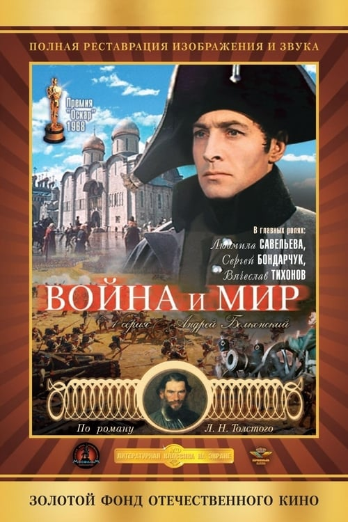Watch War and Peace, Part I: Andrei Bolkonsky Full Movie Download