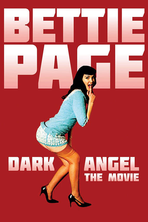 Largescale poster for Bettie Page: Dark Angel