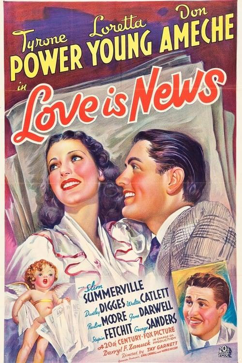 Love Is News