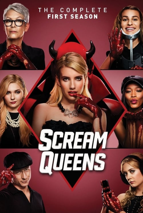 Watch Scream Queens Season 1 in English Online Free