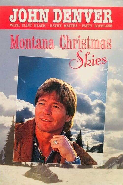 Montana Christmas Skies