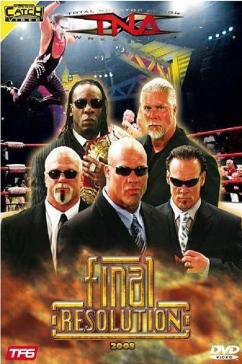 TNA Final Resolution December 2008