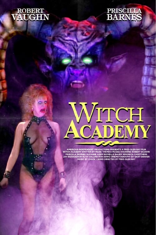 Largescale poster for Witch Academy