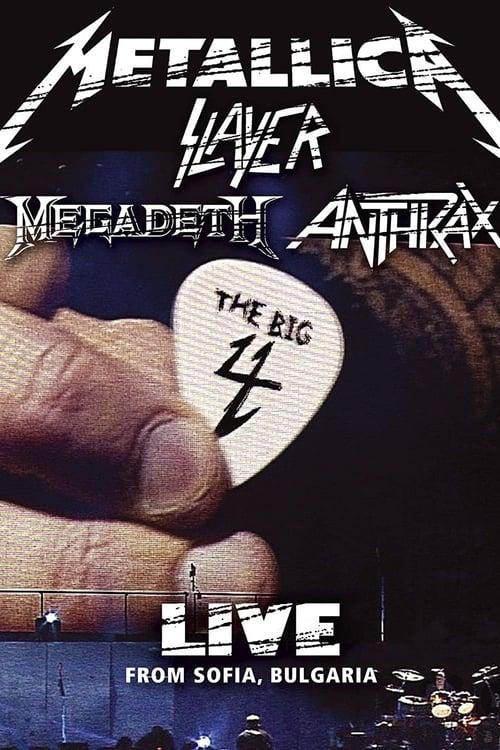 The Big Four: Live in Sofia