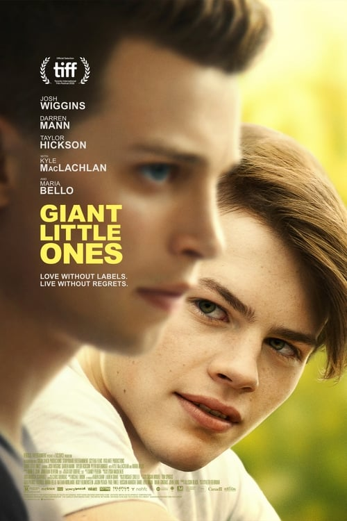 Watch Giant Little Ones (2019) HD Movie Streaming