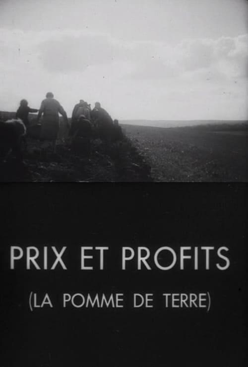 Prix et profits, la pomme de terre